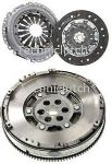LUK DUAL MASS FLYWHEEL DMF & CLUTCH KIT ALFA ROMEO MITO 1.4 TB 220MM